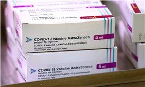 Trưa nay (24/2), lô Vaccine COVID-19 AstraZeneca đầu tiên sẽ về đến Việt Nam