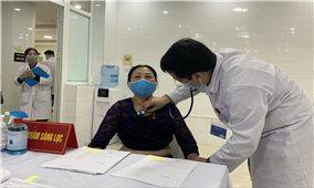 13 tỉnh sẽ triển khai tiêm vaccine COVID-19 trong tháng 3 và 4