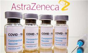 Hải Dương được hỗ trợ 33.000 liều Vaccine COVID-19 trong đợt 1