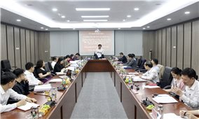 Nghiệm thu đề tài cấp quốc gia về công tác dân tộc