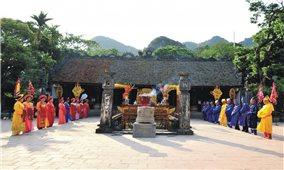 Ninh Bình dừng tổ chức lễ khai mạc Lễ hội Hoa Lư năm 2021
