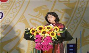 Phó Chủ tịch nước làm việc với Ủy ban Bầu cử tỉnh Bạc Liêu