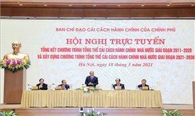 CCHC: Khâu đột phá tạo tiền đề phát triển đất nước