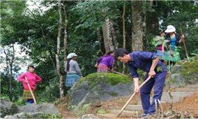 Lào Cai: Nghi lễ cúng rừng của người Mông được công nhận Di sản văn hóa phi vật thể quốc gia