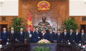 Tiếp tục thúc đẩy quan hệ hợp tác Việt Nam - Liên bang Nga