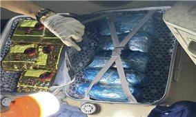 Triệt phá đường dây mua bán ma túy lớn, thu giữ 18kg ma túy