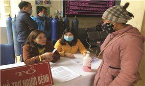 Bắc Hà (Lào Cai): Vượt qua khó khăn trong việc cấp thẻ BHYT
