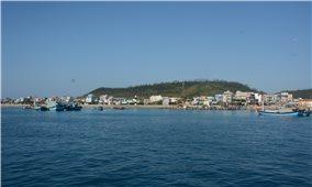 Mùa du lịch trên đảo Lý Sơn