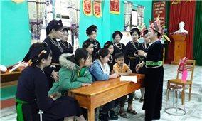 Đồng bào Tày ở Minh Xuân giữ gìn bản sắc văn hóa