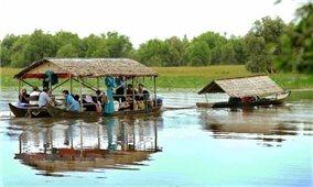 Đồng bằng sông Cửu Long: Phát triển mạnh sản phẩm du lịch đặc thù, thích ứng biến đổi khí hậu