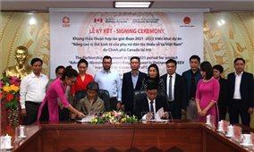 Cộng đồng các dân tộc thiểu số tại Hà Giang được hỗ trợ phát triển toàn diện