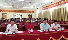 Ba Vì: Tổ chức tập huấn Nghiệp vụ công tác bầu cử Quốc hội khóa XV và HĐND các cấp nhiệm kỳ 2021-2026