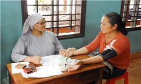 Đồng bào Phật giáo Gia Lai chung sức vì cộng đồng