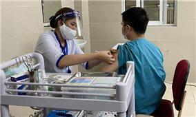 Đẩy nhanh tiến độ tiêm vắc xin phòng Covid-19