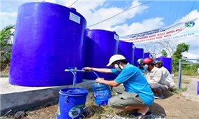 ĐBSCL: Đảm bảo nước ngọt trong mùa hạn mặn