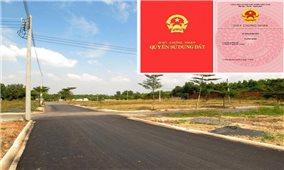 Thực hư việc được cấp chung một sổ đỏ cho nhiều thửa đất