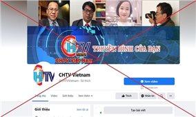 """Sự thật về cái gọi là """"kênh truyền hình CHTV"""" và"""
