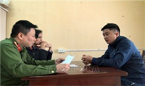 Tuyên Quang triệt phá đường dây đánh bạc qua mạng hơn 100 tỷ đồng