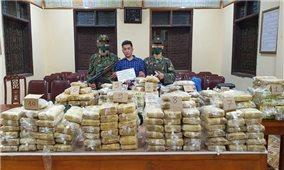 Phá thành công Chuyên án A121.p, thu giữ gần 350kg ma túy các loại