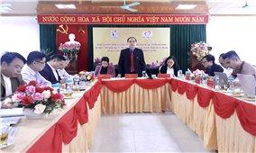 Đánh giá hoạt động của bác sỹ trẻ tình nguyện về công tác tại vùng khó khăn tại tỉnh Cao Bằng