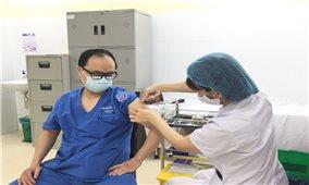 Sáng 6/4, Việt Nam không thêm ca mắc mới COVID-19; đã có 52.868 người tiêm vaccine