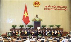 Quốc hội phê chuẩn bổ nhiệm 2 Phó Thủ tướng và 12 Bộ trưởng, Trưởng ngành