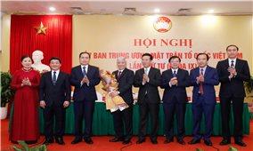 Đồng chí Đỗ Văn Chiến giữ chức Chủ tịch Ủy ban Trung ương MTTQ Việt Nam