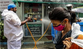 Hơn 136,5 triệu người mắc COVID-19 trên thế giới, Ấn Độ vượt Brazil quay lại là tâm dịch lớn thứ 2