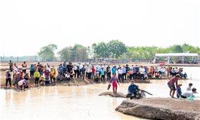 Bình Phước: Đồng bào dân tộc Khmer vui đón Tết Chôl Chnăm Thmây