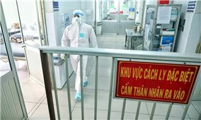 Chiều 14/4: Thêm 16 ca mắc COVID-19, Việt Nam hiện có 2.733 bệnh nhân