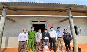 Hàng trăm hộ nghèo ở Quản Bạ đã có nhà mới