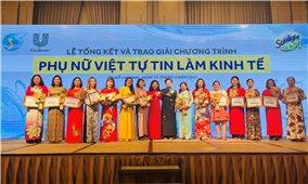 36 phụ nữ nhận giải thưởng