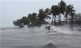 Các tỉnh, thành phố khu vực Bắc Bộ và Bắc Trung Bộ chủ động ứng phó với thời tiết nguy hiểm