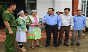 Hà Quảng (Cao Bằng): Chuẩn bị chu đáo cho công tác bầu cử