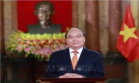 Chủ tịch nước Nguyễn Xuân Phúc tham dự Phiên khai mạc Diễn đàn châu Á Bo Ao