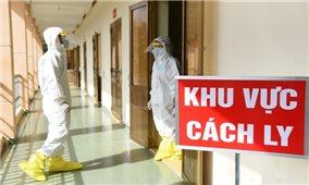 Chiều 21/4: Khánh Hoà và Đà Nẵng có thêm 5 ca mắc COVID-19