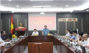 """""""Ban Cán sự Đảng và Đảng ủy tiếp tục làm tốt công tác phối hợp để lãnh đạo thực hiện nhiệm vụ chính trị"""""""