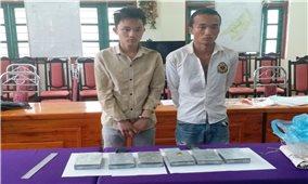 Bộ đội Biên phòng Lào Cai: Khởi tố 2 đối tượng vận chuyển 6 bánh heroin