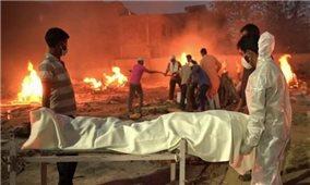 Gần 10.000 người tử vong vì COVID-19 chỉ trong một ngày