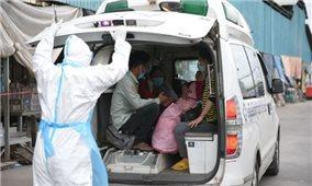 Đông Nam Á chứng kiến làn sóng lây nhiễm COVID-19 nghiêm trọng