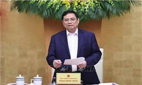 Thủ tướng Phạm Minh Chính: Tuyệt đối không chủ quan, nêu cao ý thức vì sức khỏe cộng đồng