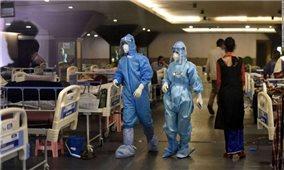 Nóng: Ấn Độ tiếp tục là tâm dịch COVID-19