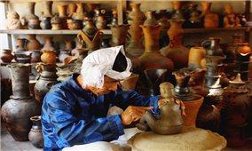 Tổ chức Triển lãm Gốm nghệ thuật Việt Nam 2021