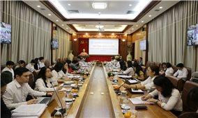 Tập huấn nghiệp vụ thông tin, truyền thông tới gần 1.900 cán bộ ngành Bảo hiểm xã hội