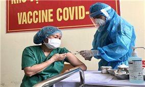 Sáng 1/5: Không có ca bệnh; gần 510.000 người Việt Nam đã tiêm vaccine COVID-19