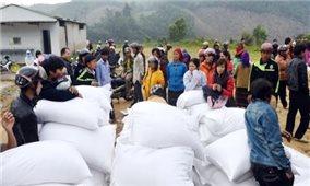 Xuất cấp gạo cho tỉnh Kon Tum để hỗ trợ Nhân dân trong thời gian giáp hạt