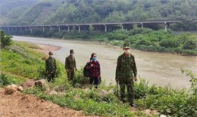 Bộ đội Biên phòng bắt giữ 47 đối tượng nhập, vượt biên trái phép