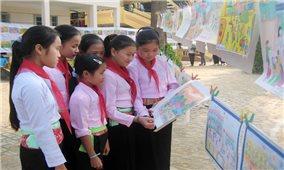 Hòa Bình: Xây dựng nông thôn mới gắn với nâng cao chất lượng giáo dục