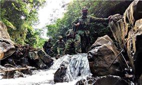 39 người nhập cảnh trái phép đã bị lực lượng biên phòng bắt giữ