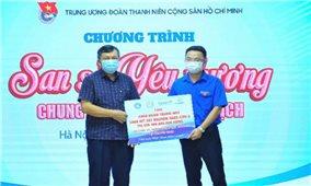 """10 chuyến xe """"San sẻ yêu thương"""" lên đường hỗ trợ Bắc Giang, Bắc Ninh, Điện Biên chống dịch"""